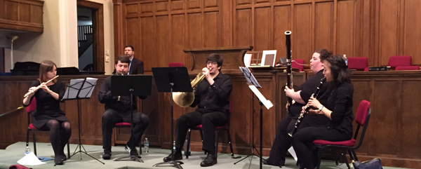 Grace Chamber Players